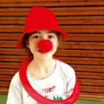 Zirkusschule in den Sommerferien mit Circus firulete von Daniel Torron Mack - Clownnummern
