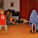 Zirkusschule in den Sommerferien mit Circus firulete von Daniel Torron Mack - Clownerie